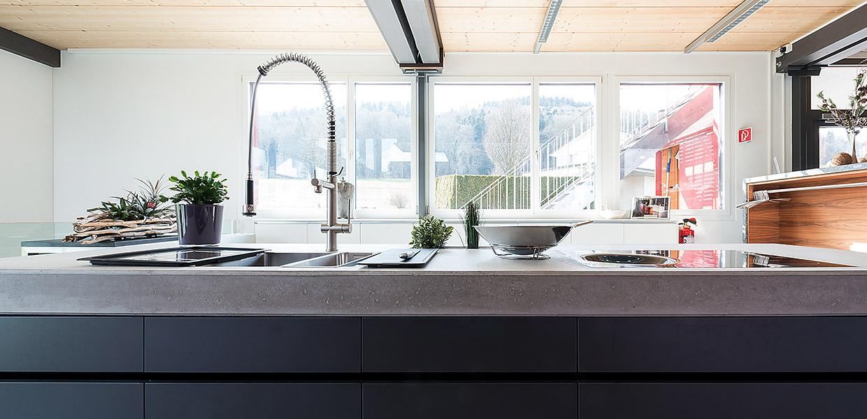 Küchenbau Küchen Schreinerei Aargau Freiamt Neue Küche