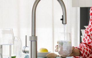 Quooker Warmes Kaltes Und Kochendes Wasser Aus Einem Wasserhahn